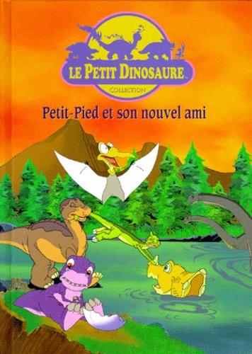 Le Petit Dinosaure Petit Pied Et Son Nouvel Ami