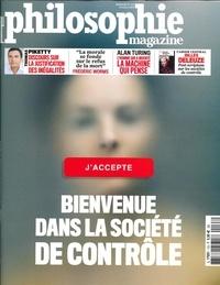 Téléchargement gratuit de livres audio français mp3 Philosophie Magazine n°133 Bienvenue dans la societe de contrôle  - octobre 2019 CHM (French Edition) 3663322105562 par