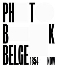 Collectif - Photobook belge 1854 - 2018.