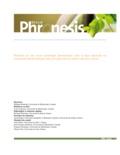 Collectif - Phronesis Vol 3 numéro 4.