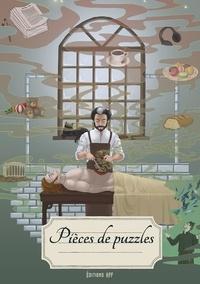 Collectif - Pièces de puzzles (broché).