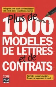 Téléchargements gratuits de livres de cuisine kindle Plus de 1000 modèles de lettres et de contrats