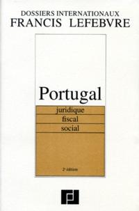 Deedr.fr Portugal - Juridique, fiscal, social, 2ème édition 1996 Image