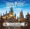 Collectif - Poudlard - Le carnet magique.