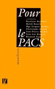 Collectif - Pour le PACS.