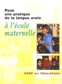 Histoiresdenlire.be Pour une pratique de la langue orale à l'école maternelle Image