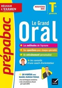 Collectif - Prépabac Le Grand Oral Tle générale - Bac 2022 - nouveau bac.