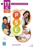 Collectif - Prévention santé environnement 1ere Tle bacs pro tertiaires et assp élève - Pochette élève.