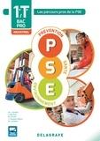 Collectif - Prévention santé environnement 1ere Tle bacs pros industriels élève - Pochette élève.