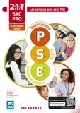 Collectif - Prévention, santé environnement 2de, 1re, Tle BAC Pro tertiaires et ASSP - Livre de l'élève.