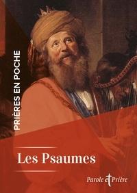Collectif - Prières en poche - Les Psaumes.