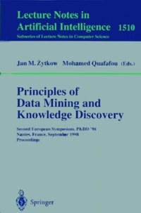 Histoiresdenlire.be PRINCIPLES OF DATA MINING AUND KNOWLEDGE DISCOVERY Image