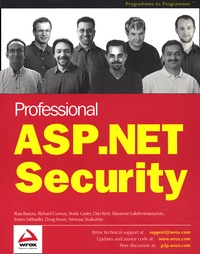 Deedr.fr Professional ASP.NET Security Image