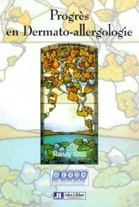 PROGRES EN DERMATO-ALLERGOLOGIE. Nancy 1998.pdf