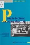 Collectif - Projets-lecture au coeur du CDI.
