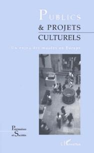 Blackclover.fr Publics & projets culturels. Un enjeu des musées en Europe Image