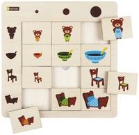 Collectif - Puzzles logiques - Tailles.
