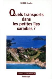 Deedr.fr Quels transports dans les petites Iles caraïbes ? Image