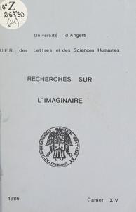 """Collectif et Georges Cesbron - Quinze essais de lecture anthropologique du """"Chant du monde"""" de Jean Giono, et de """"Malicroix"""" d'Henri Bosco."""
