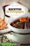 Collectif - Recettes de Bourgogne.
