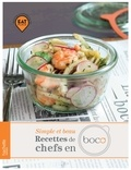 Collectif et Vincent Ferniot - Recettes de chefs en Boco.