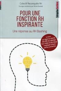 Collectif Reconquête RH et Michel Barabel - Pour une fonction RH inspirante - Une réponse au RH Bashing.