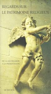 Histoiresdenlire.be Regards sur le patrimoine religieux. De la sauvegarde à la présentation Image