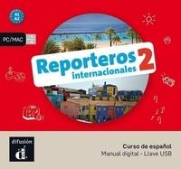 Accentsonline.fr Reporteros internacionales 2 - Le livre de l'élève Image