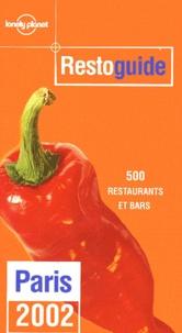 Era-circus.be Restoguide Paris 2002. 3ème édition Image