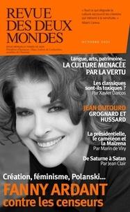 Collectif - Revue des Deux Mondes Octobre 2021 - La culture maudite.