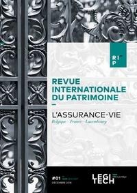 Deedr.fr Revue internationale du patrimoine - L'assurance-vie Image