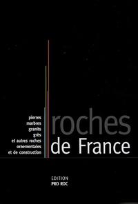 Collectif - Roches de France.
