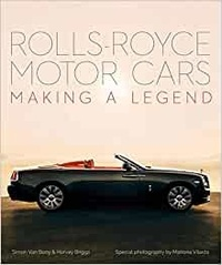 Collectif - Rolls-royce motor cars /anglais.