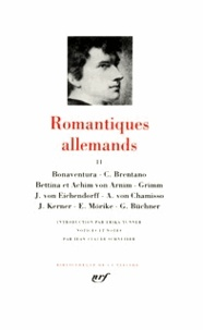 Romantiques allemands- Tome 2 - Jean-Claude Schneider | Showmesound.org