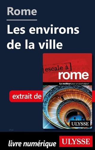 Rome - Les environs de la ville