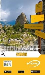 Collectif - Savoie 73 circuits VTT.