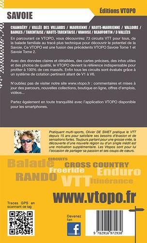 Savoie 73 circuits VTT