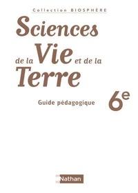 Collectif - Sciences de la vie et de la terre 6e cameroun guide pedagogique.