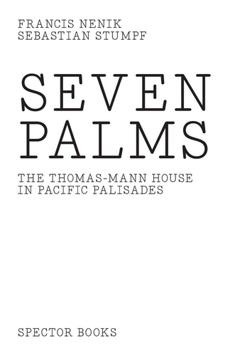 Collectif - Sebastian Stumpf's : seven palms.