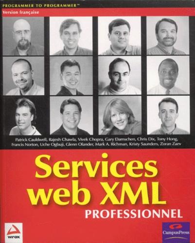 Collectif - Services web XML Professionnel.