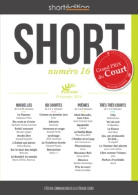 Collectif - SHORT 16 - Printemps 2016.