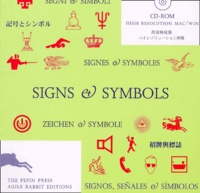 Galabria.be Sign and symbols. With CD-ROM Image