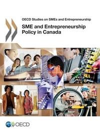Collectif - SME and Entrepreneurship Policy in Canada.