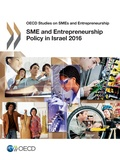 Collectif - SME and Entrepreneurship Policy in Israel 2016.