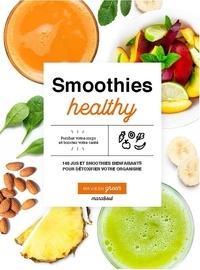 Collectif - Smoothies healthy - Ma vie en green.