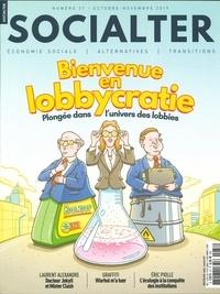 Livres électroniques gratuits à télécharger epub Socialter N°37  Bienvenue en lobbycratie  - octobre/novembre 2019 3663322105371 par  MOBI (Litterature Francaise)