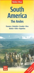 South America : Les Andes -  pdf epub