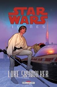 Collectif - Star Wars - Icones T03 - Luke Skywalker.