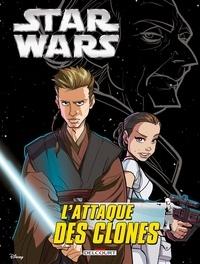 Collectif - Star Wars : L'Attaque des Clones (jeunesse).