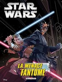 Collectif - Star Wars : La Menace Fantôme (jeunesse).